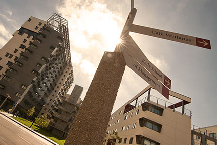 UCSD signpost