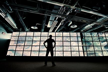 UC San Diego silhouette