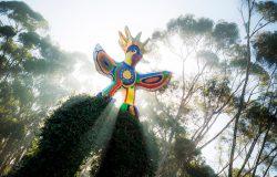 Sun God, 1983, Niki de Saint Phalle