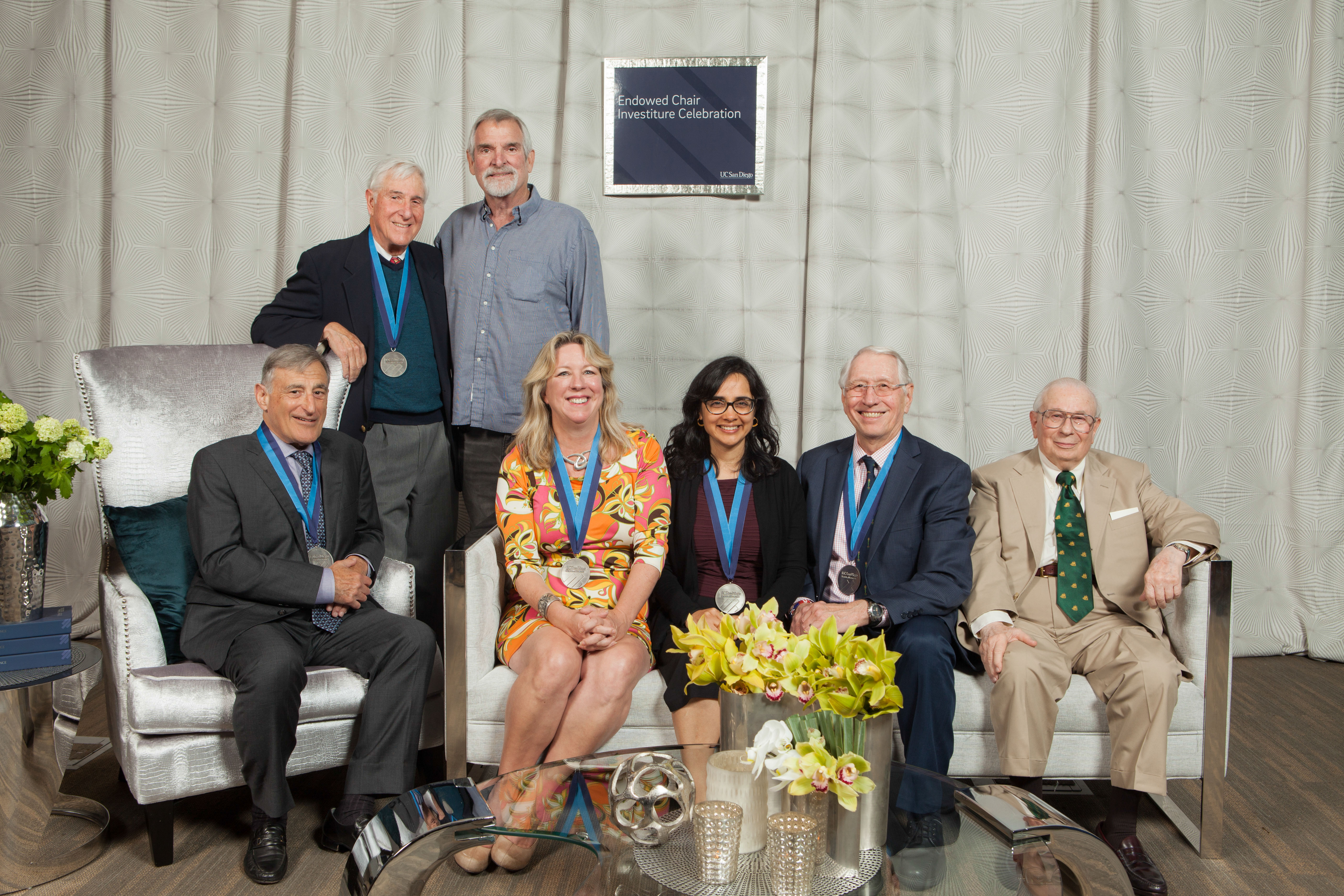 Investiture Honors Faculty