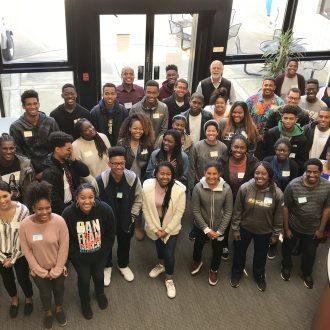 Black Academic Scholarships Students
