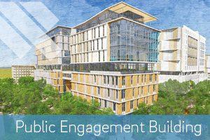 UC San Diego Public Engagement Building