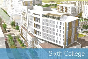 sixth college