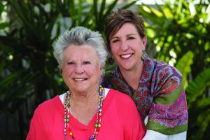 Betty and Mary Ann Beyster