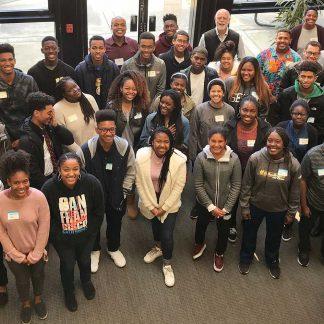 black alumni scholarship fund